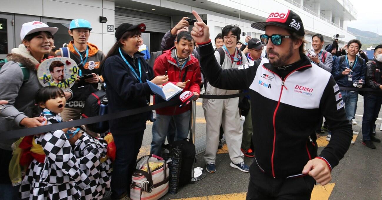意外にもWECでは柔軟で謙虚なアロンソ。なぜ「F1に乗らない」のか?