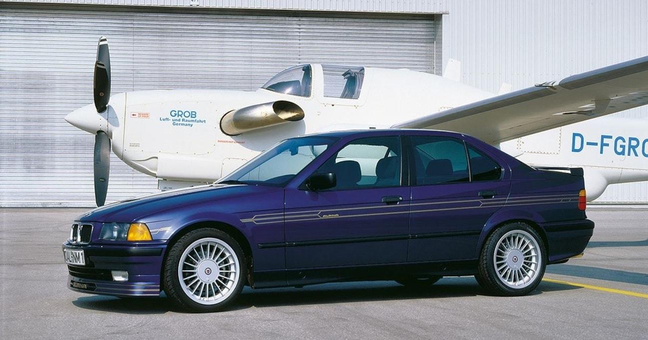 BMWアルピナ B6 2.8/2を普段使いする!