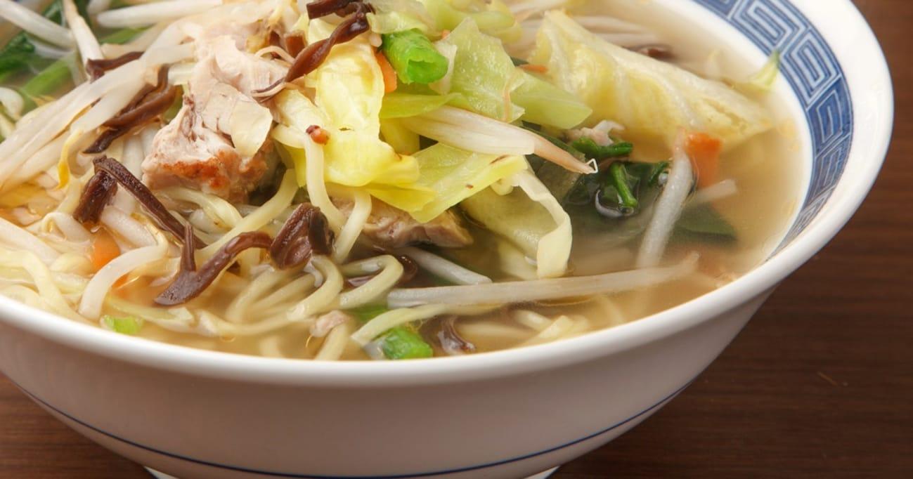 【SNSで話題】え、「タンメン」は東日本にしかない? 意外に知らない日本の大衆食の奥深さ