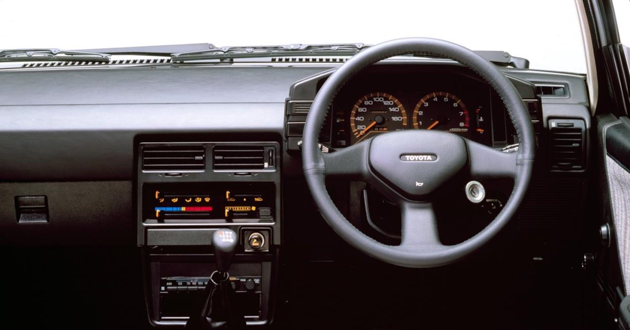 【中年名車図鑑|3代目 トヨタ・ターセル】リトラのGPターボが印象的だった2ボックスの定番