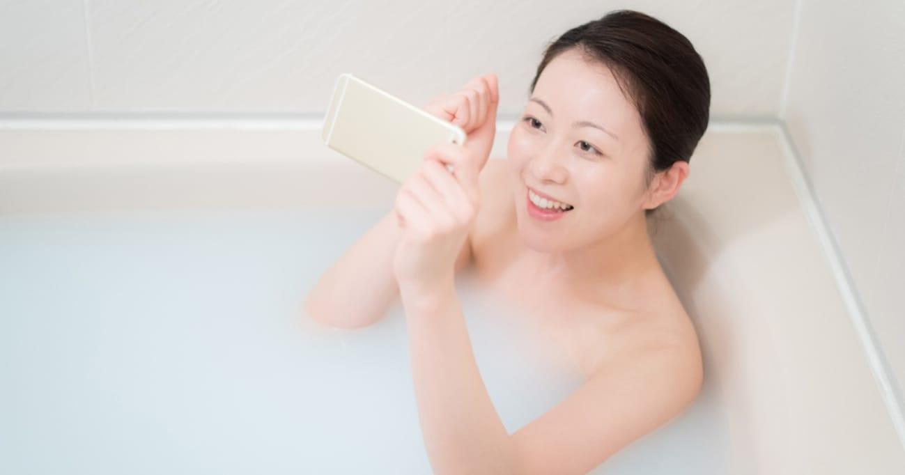 温泉専門家に聞いた!老けない体を作る「加齢臭」や「おばさん化」を防ぐ入浴法