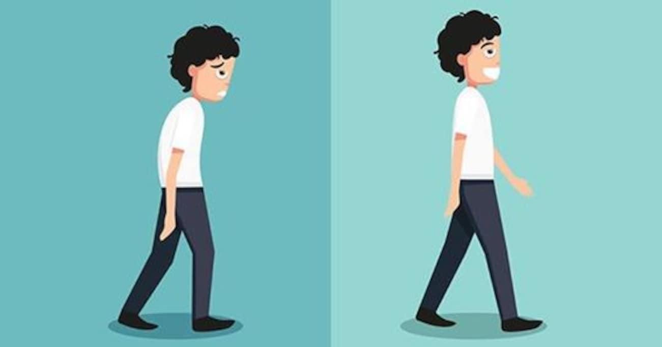 """1日300歩から始めるウォーキング5か条――""""正しい""""歩き方が健康への第一歩!"""