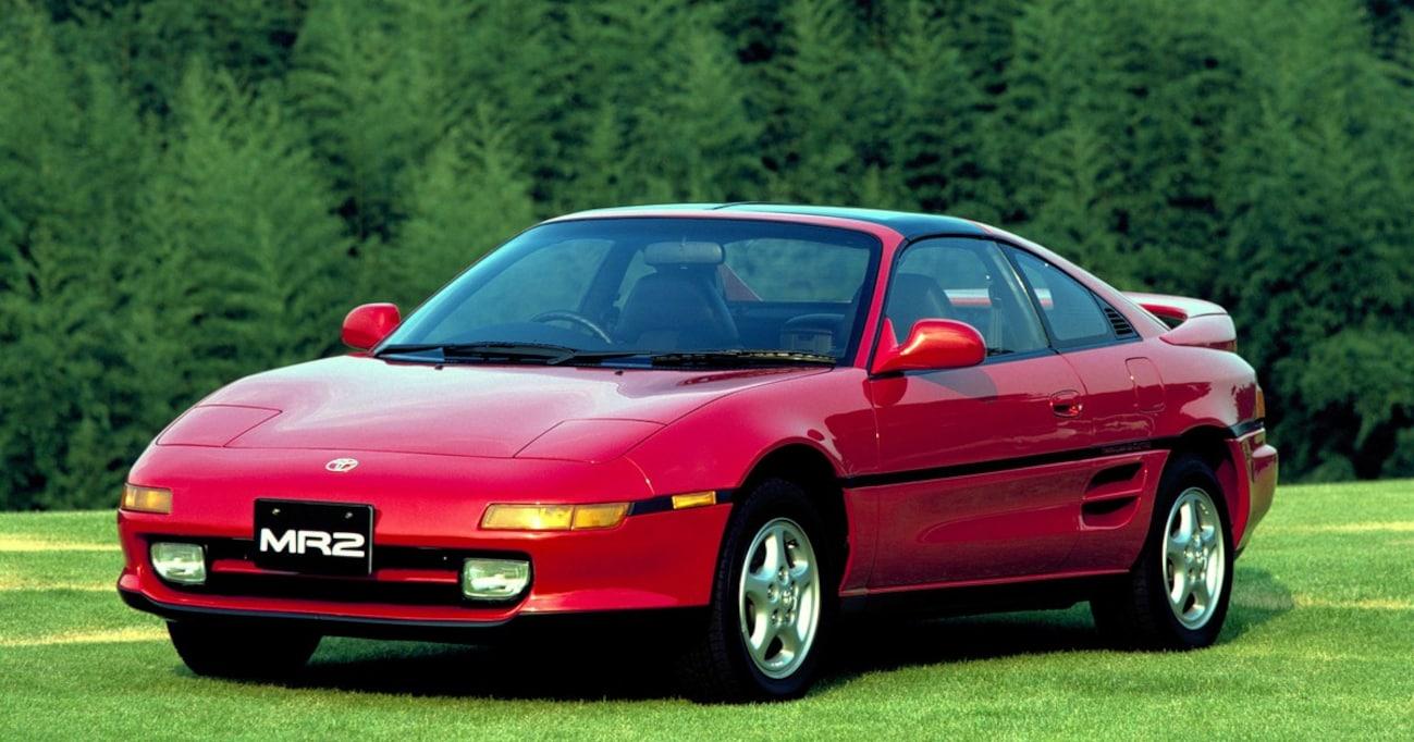 【中年名車図鑑|2代目 トヨタMR2】10年にわたり愛された唯一無二の量産ミッドシップスポーツ
