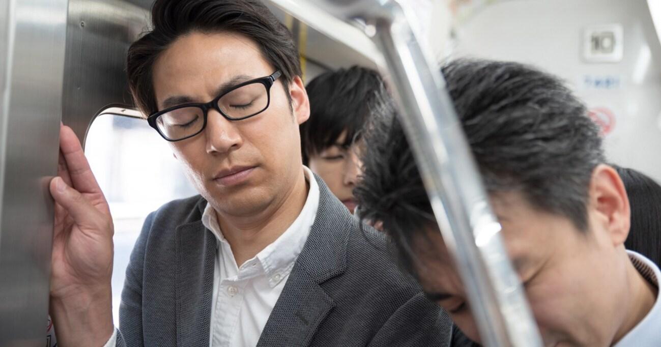 通勤で職場でイライラ、モヤモヤ…中高年のストレスを解消するとっておきの方法
