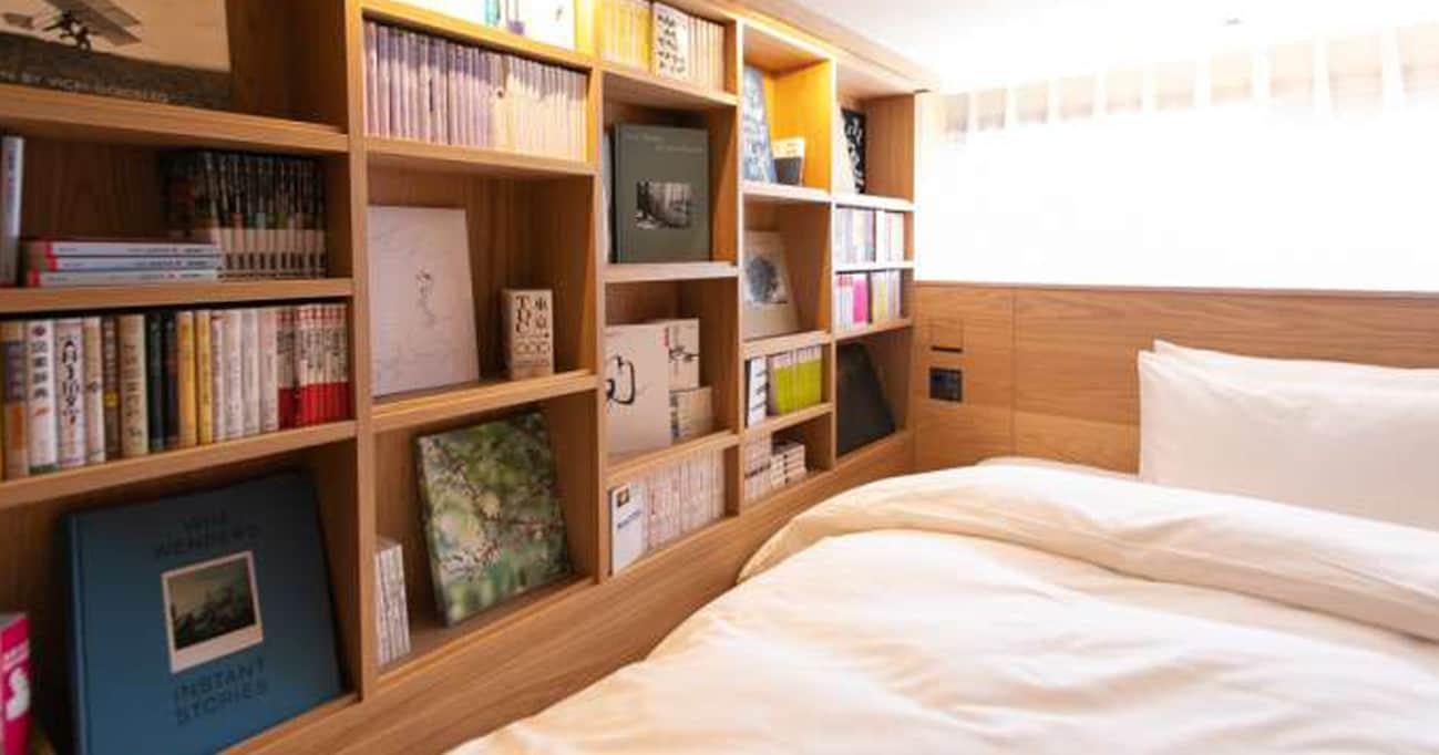 備品はほとんど無印良品!MUJI HOTEL GINZAに泊まれば「無印な暮らし」を体験できますよ!