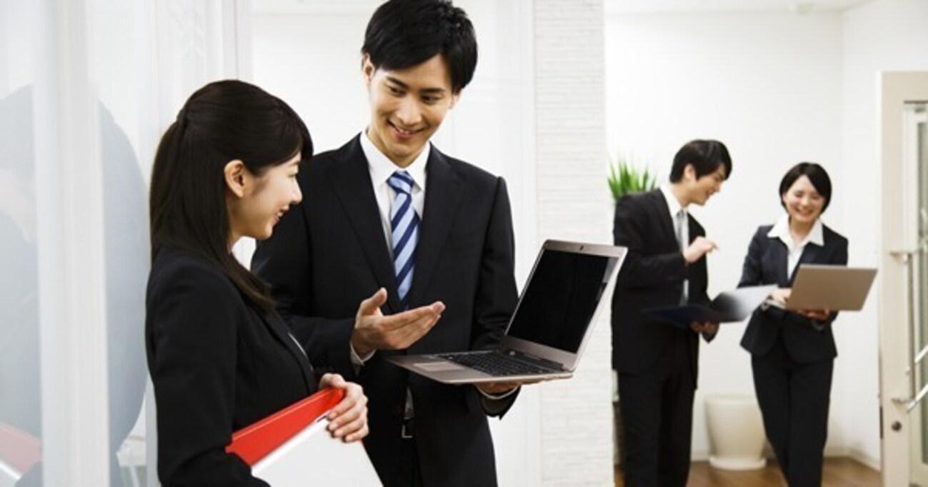 質問、雑談、言葉選び… できるビジネスマンが実践する会話テク
