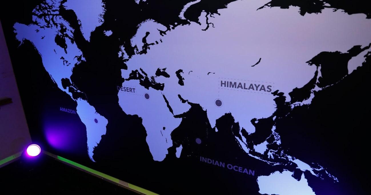 アマゾン、サハラ砂漠、北極、ヒマラヤ…極限の地で電気自動車の極限レースがスタート!