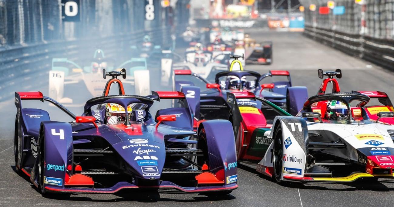 レースを盛り上げるための「追い抜き演出」は、世界的なムーブメント?