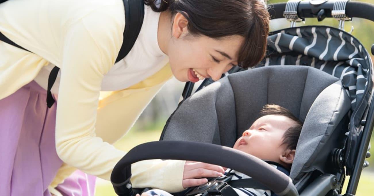 赤ちゃん産んだしナメられんようにあることをしたら、ベビーカー押してても嫌な目に合わない・押し付けおばさんに遭遇しない結果に!