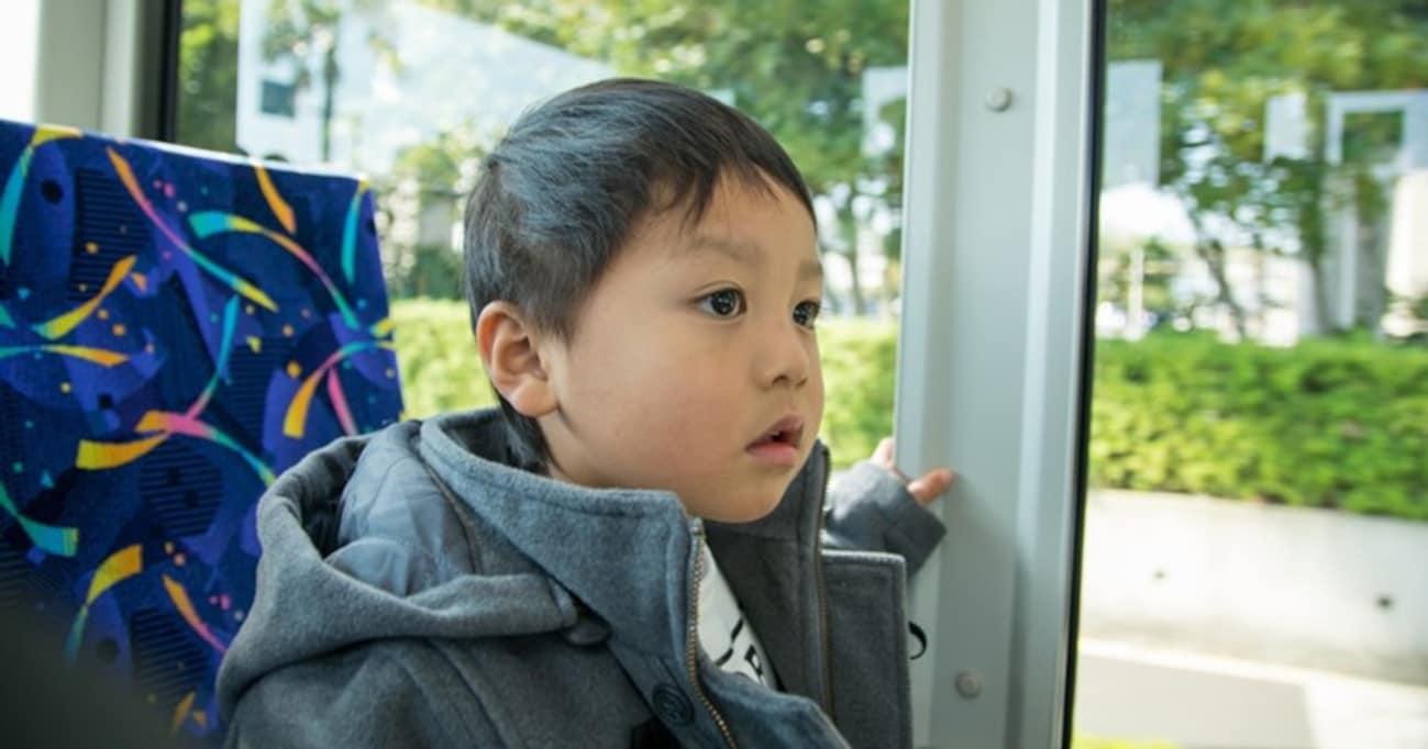 バスの終点前で「ボタン押したかった」と駄々をこねる子に運転手が神対応… → 「優しい時間」「乗車が楽しみになる」と絶賛の声
