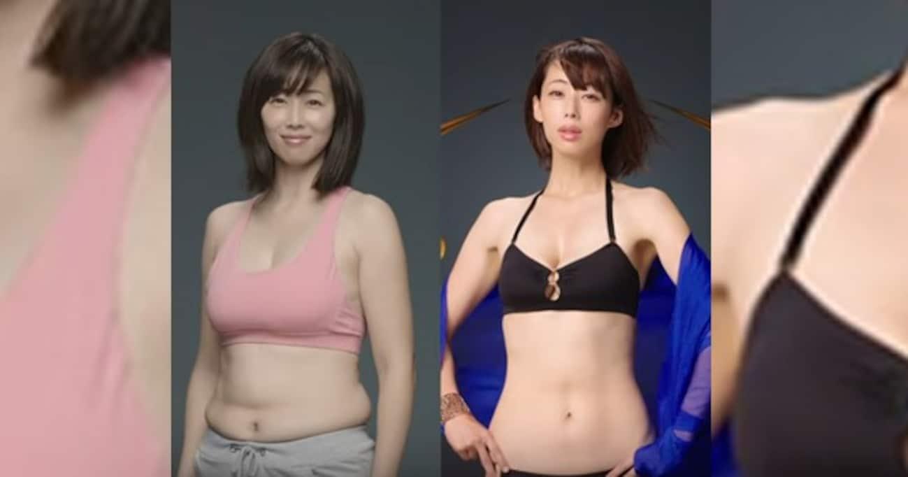 """井上和香、ライザップ成功でも""""グラビアの被写体""""と""""痩せたい""""は両立しない?"""