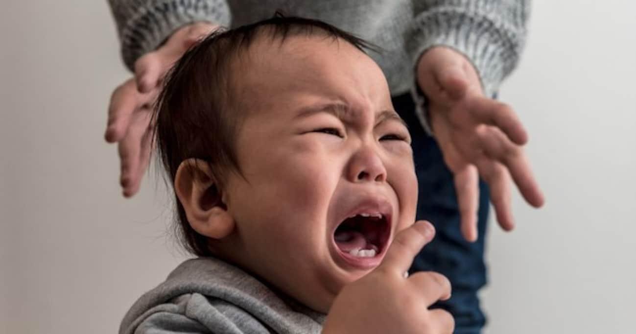 お母さんも一生懸命なんです! 子どもが泣き叫んでいるとき、声はかけるべき?