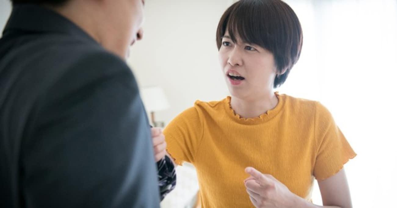 妻の口癖「もう離婚だからね!」につい言い返してしまった夫…ただの喧嘩では収拾がつかなくなった夫婦とは