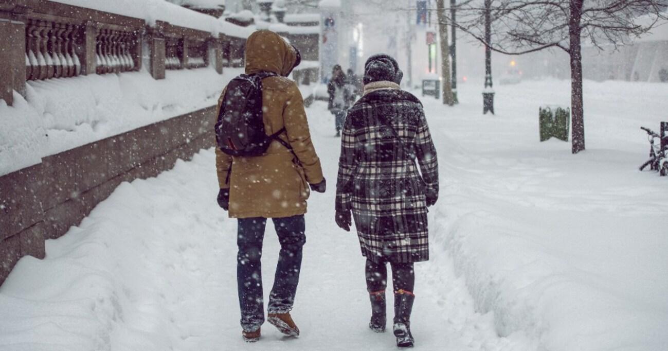 【注意喚起】あまり寒くないところから北海道へ行くことを計画している人へ…防寒対策の秘訣がコチラです