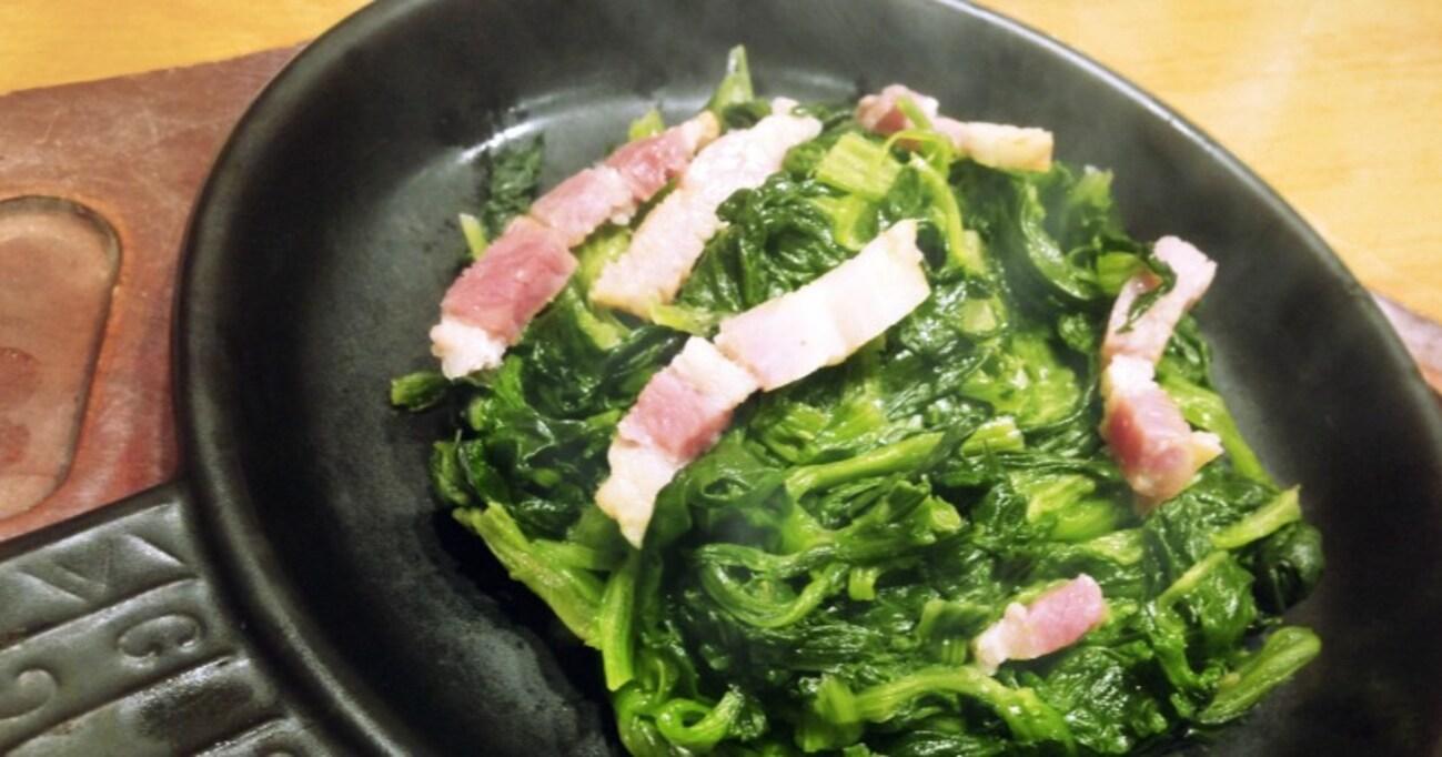 【衝撃】ほうれん草とベーコンは一緒に食べちゃダメ!? 実は食べ合わせの悪い食材3選