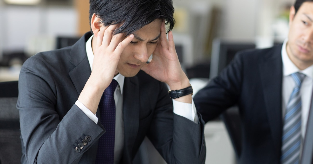 """職場の若手が壊れてきた…""""上司に怒られないためだけ""""という姿勢に「どの職場でもありえる」との声集まる"""