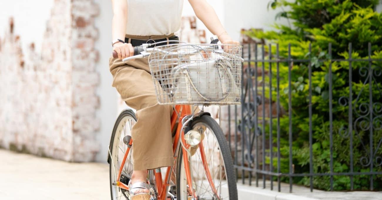 【注意喚起】経験者は語る…ワイドパンツを履いて自転車に乗ると最悪パン一になる!