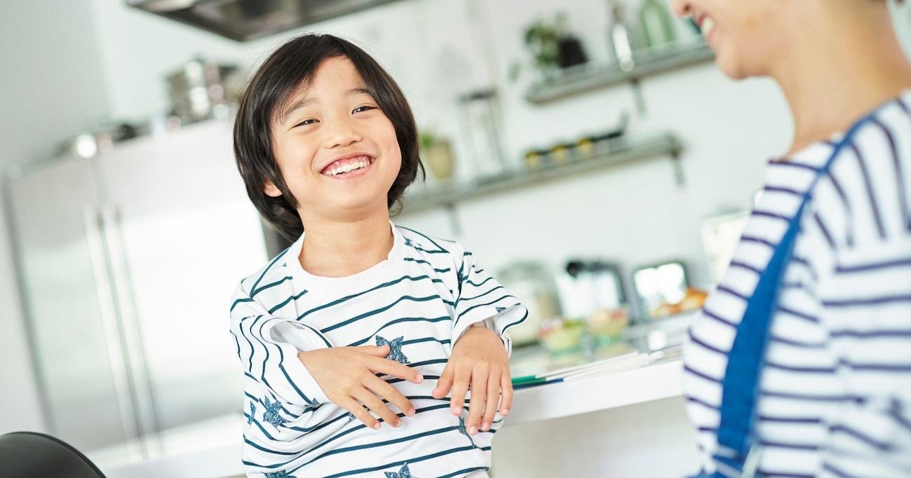 「今着替えるとポイント2倍です!」期間限定を匂わせると、子どもがめちゃくちゃ張り切って動く!この方法に絶賛の声が集まる
