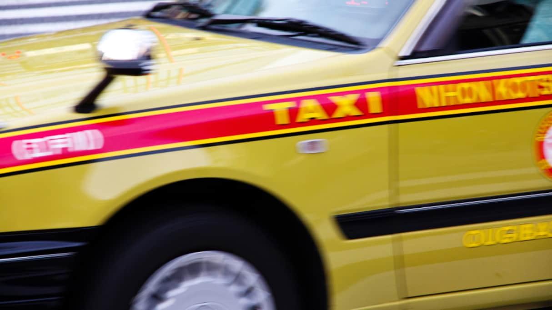 """「""""Get Wild退勤""""が話題ですが、弊社は…」タクシー会社の秀逸なツイートに愛あるいじりが殺到する"""