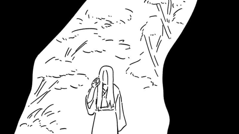 旅行で「鬼門」という奇妙な空間を訪れた少年 数週間後、鬼門で謎の人物に手招きされる夢を見て…その後の展開にゾッとする