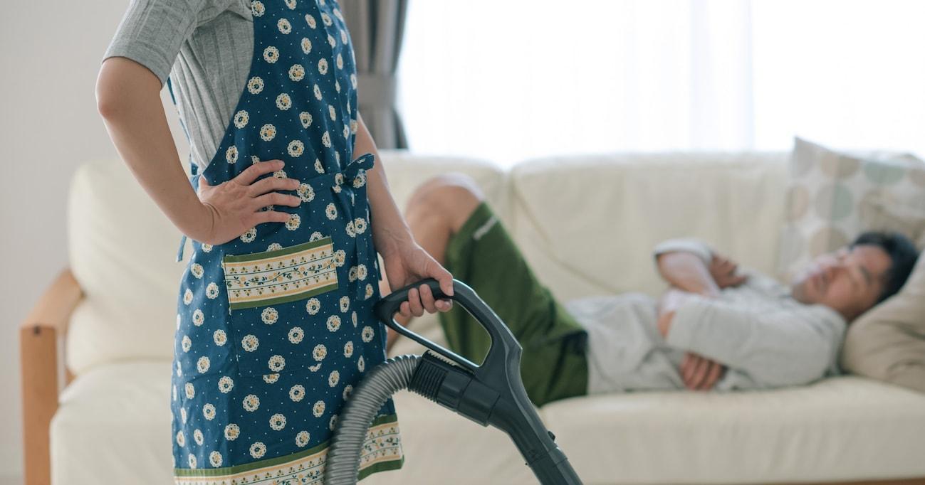 「夫を捨てたい」と妻が本気で思う瞬間に共感の声が殺到! 子どもが生まれた後も「今までどおりの夫」と向き合うには?