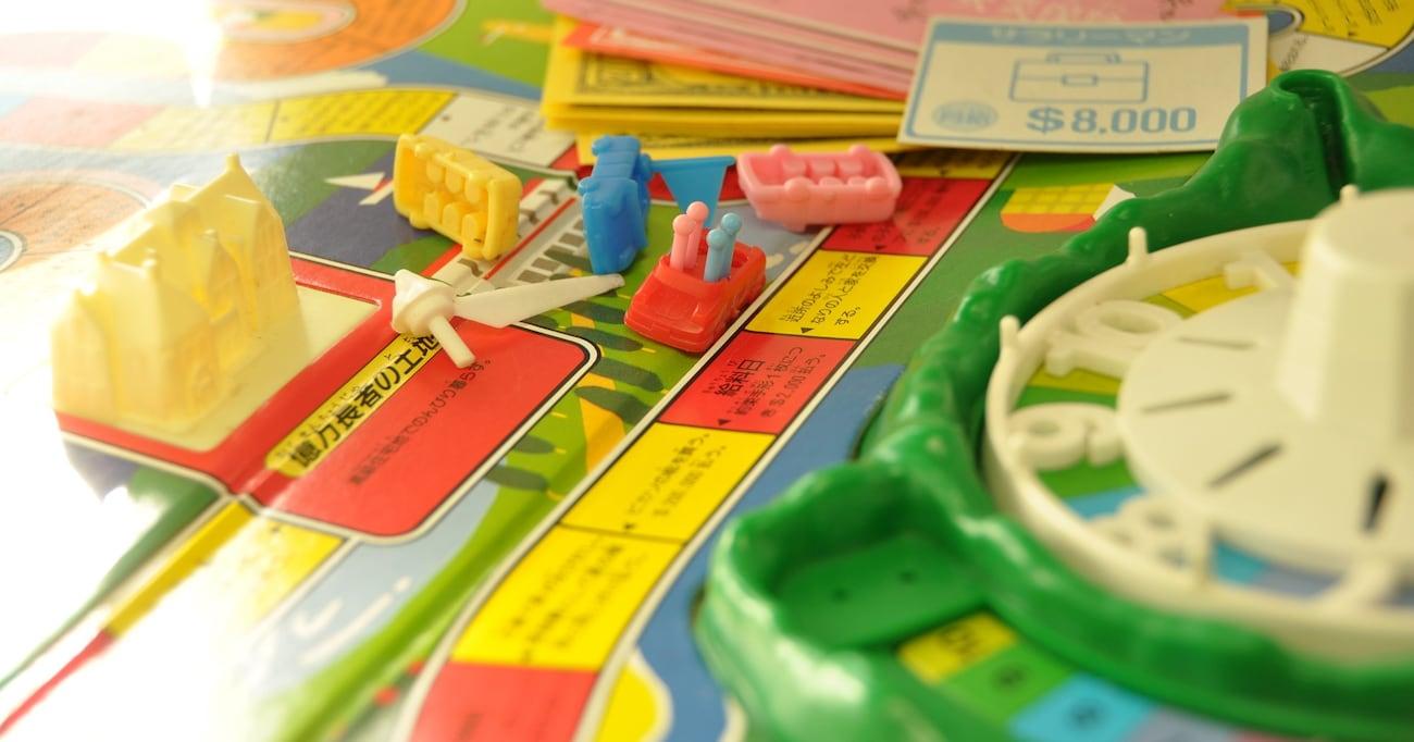 【タカラトミー商品のトリビア3選】『人生ゲーム』のお札に描かれてるあの人達は実は…