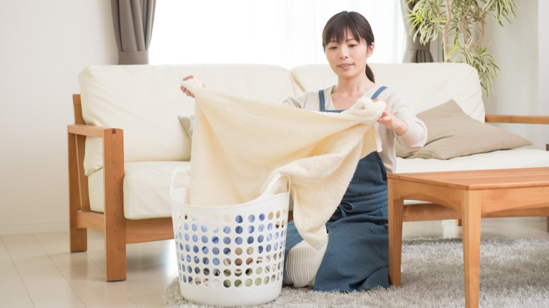 「あなたのバスタオル、洗っても洗っても…」妻に言われ、大ダメージを受けたセリフにコメント殺到!