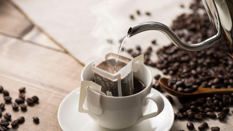 【ライフハック!】ドリップコーヒーのおいしい淹れ方! ○○の時間で味が変わる?