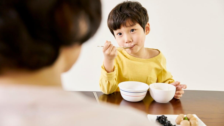 """人生2周目かな? 苦手な食べ物を勧められた際の4歳息子の """"秀逸すぎる返し"""" が話題に!"""