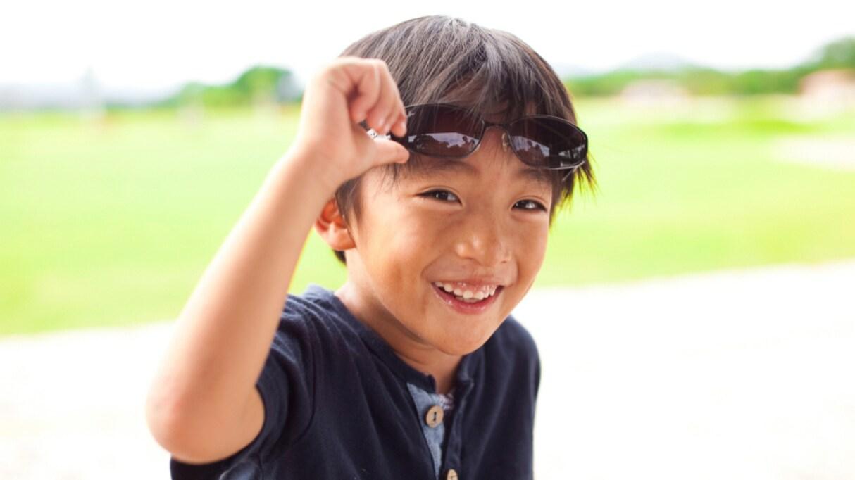 「サングラスをかけて登校したい」と言う子ども 二つ返事でOKすると…まさかの展開に!