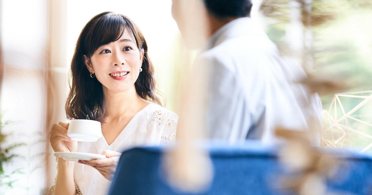 """お見合い相手にも、つい """"質問攻め"""" してしまう有働由美子アナの「ジャーナリズム魂」という名の性(さが)に猛烈なる共感!"""