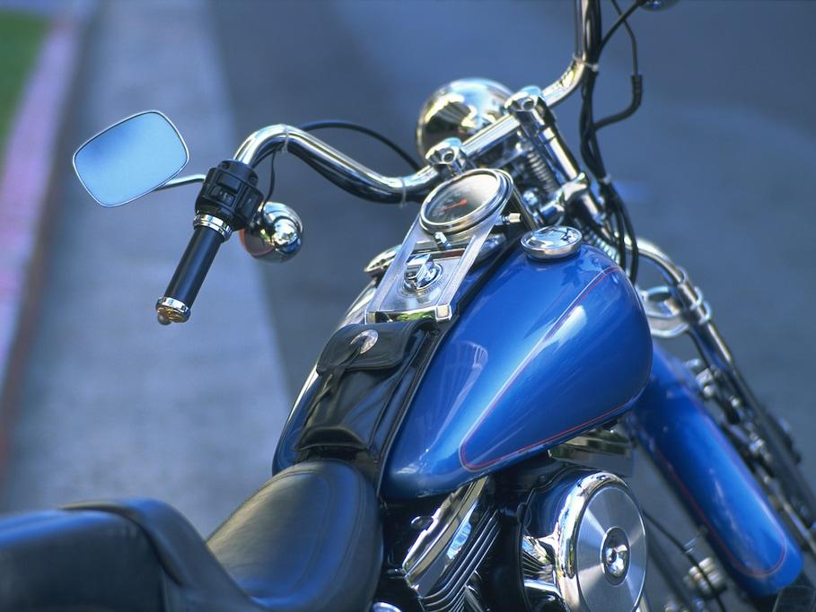バイクに当て逃げされて、ライダーモラルの悪さを実感した瞬間