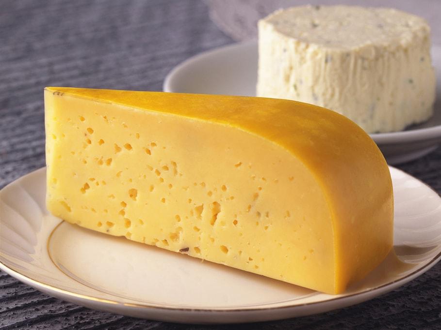 美人になりたけりゃ、チーズを食べな!