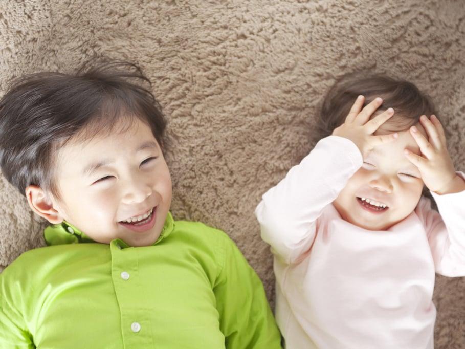 """子育ての秘訣あり! 子どもとの距離を一気に縮める""""最強の遊び""""とは?"""