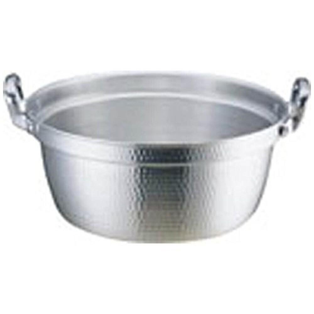アルミの両手鍋