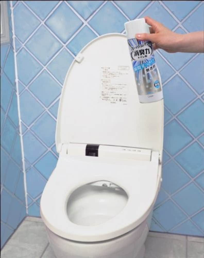 トイレ用消臭スプレー