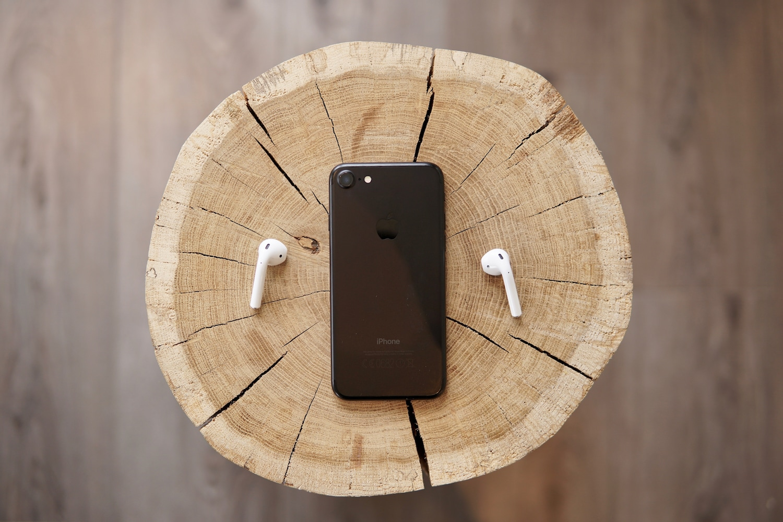 iPhoneとBluetoothイヤホン