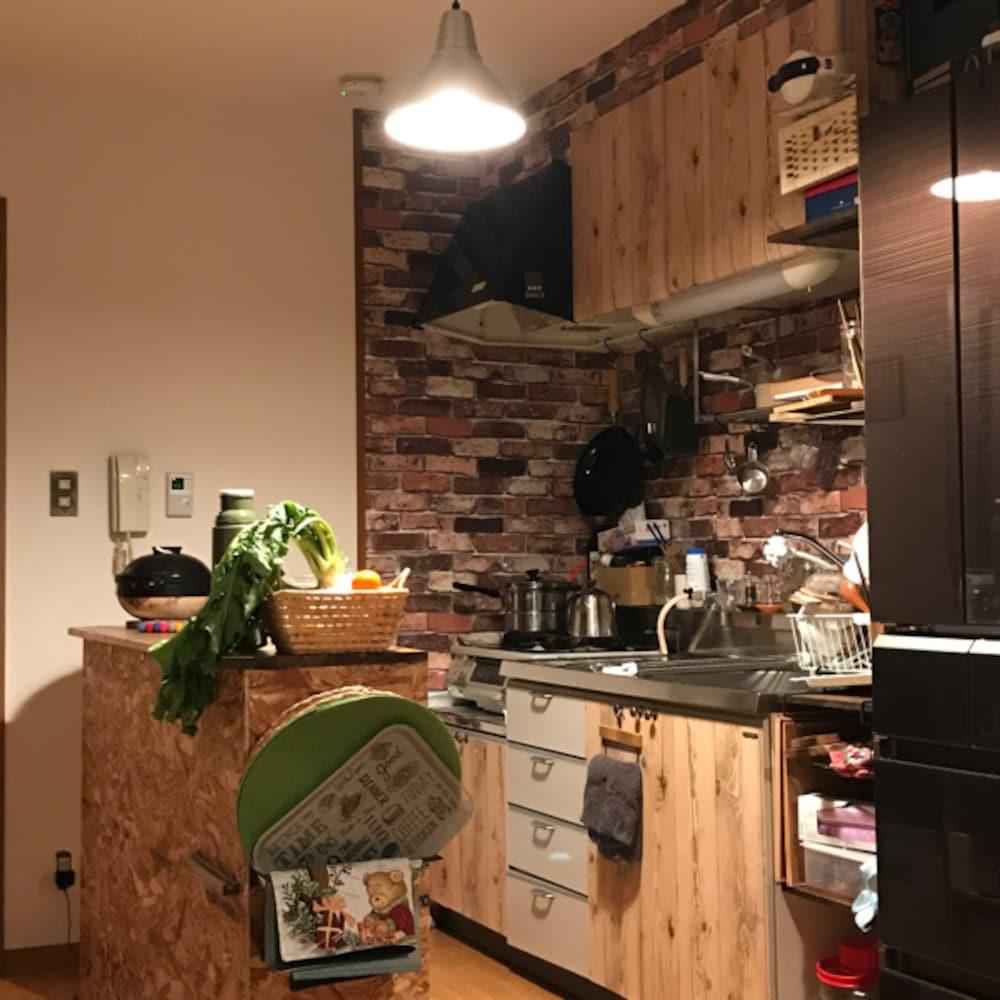 キッチン リメイクシート