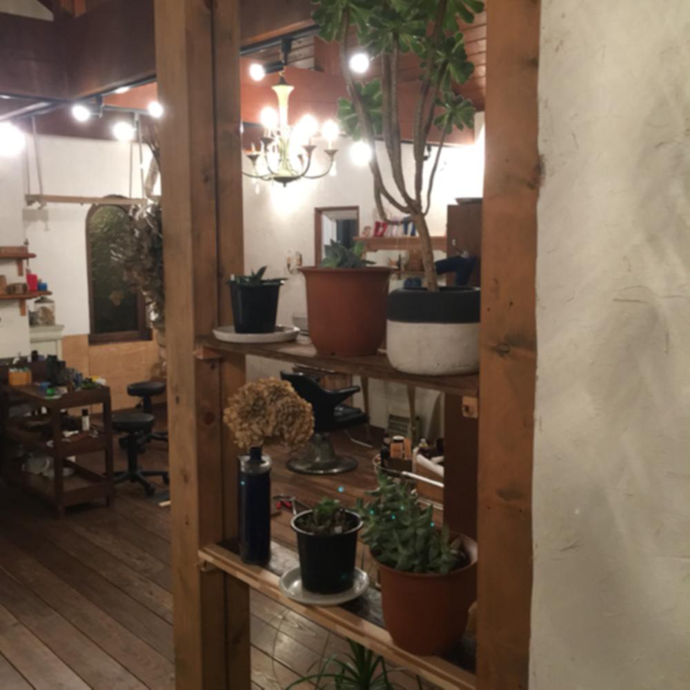 壁面DIY