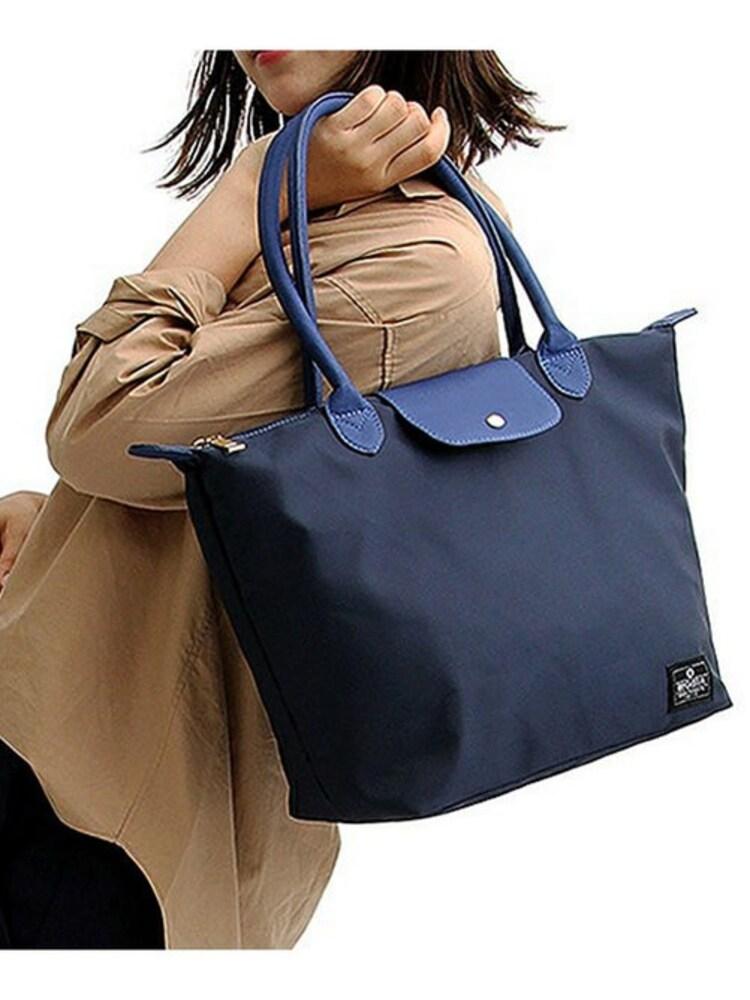 PVC高密ナイロントートバッグ