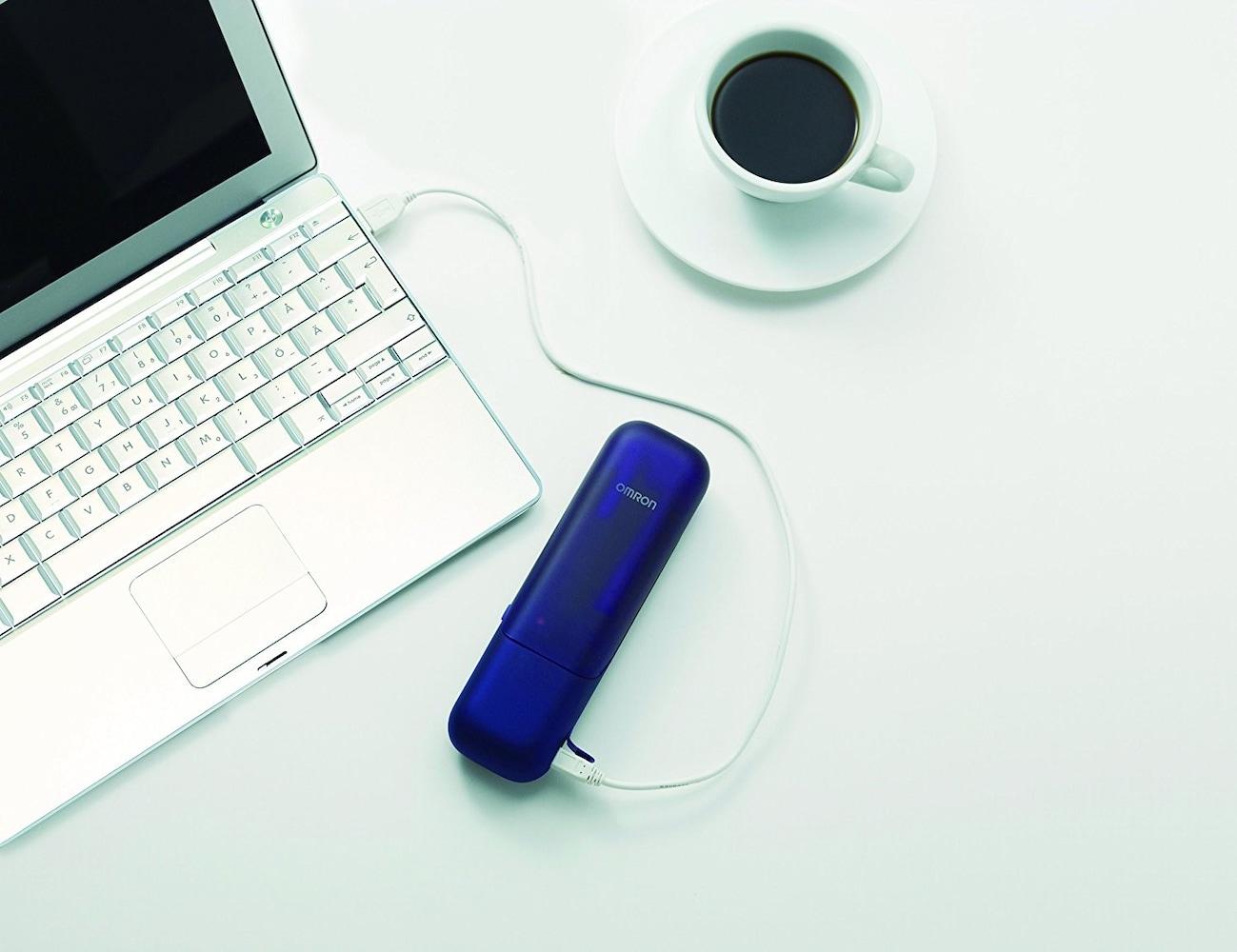 USB対応 旅行や出張先でも充電できるのが安心!