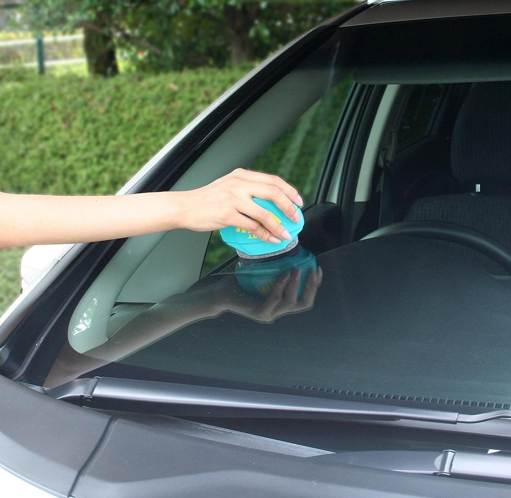 車用ガラスコーティング剤