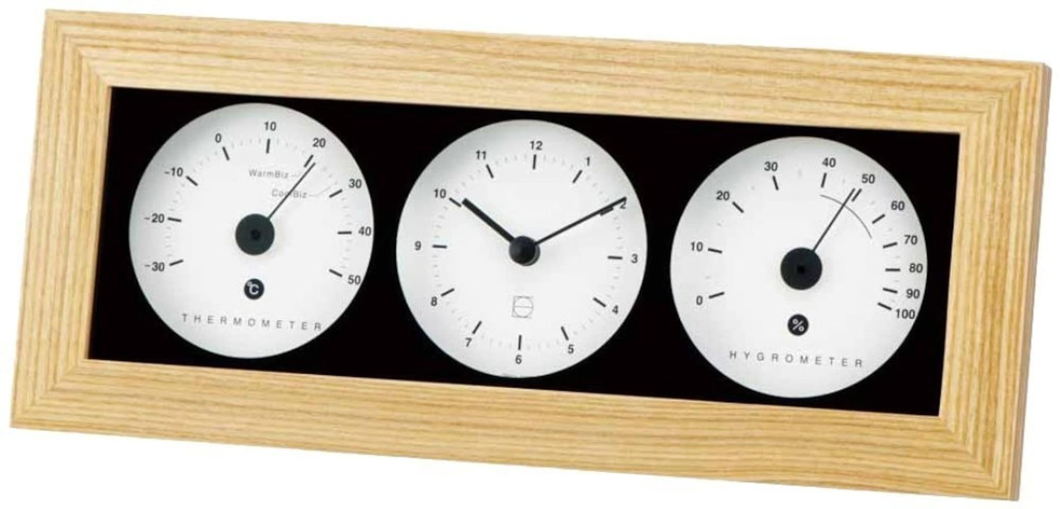 エンペックス気象計 温度湿度計