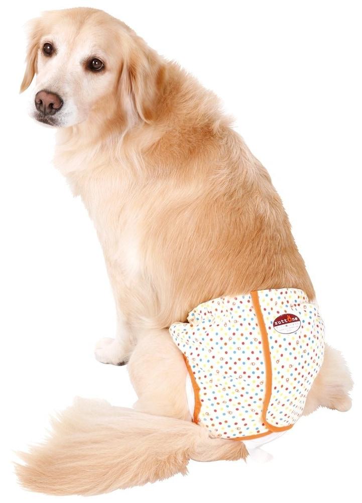 zuttone 老犬介護用 紙おむつカバー