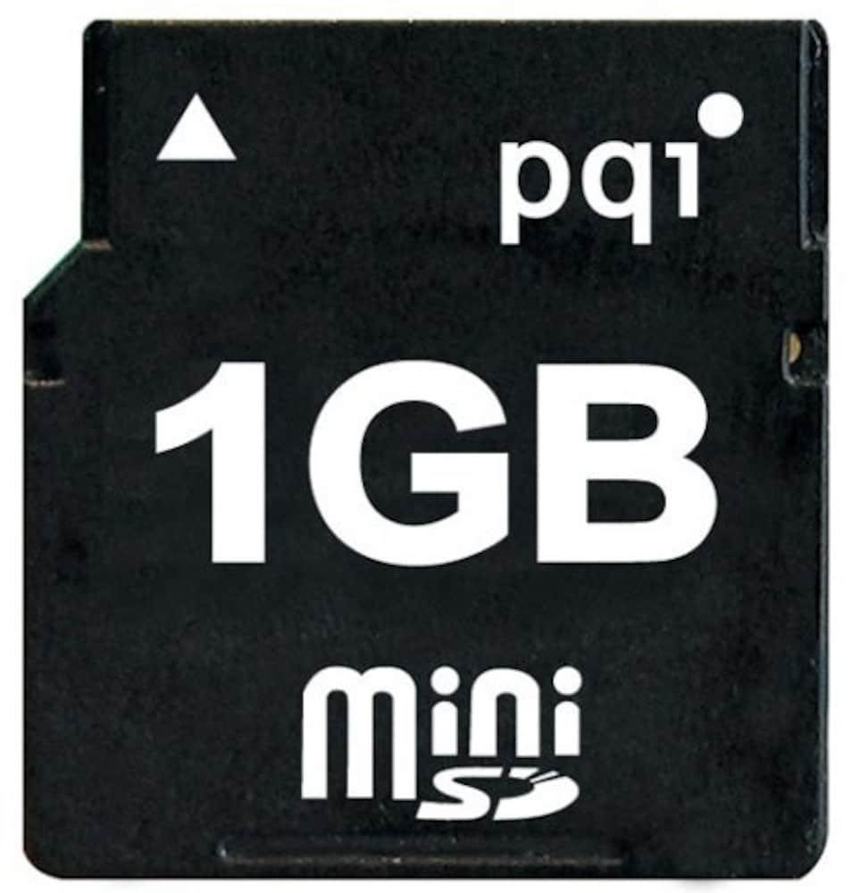 minisdカード