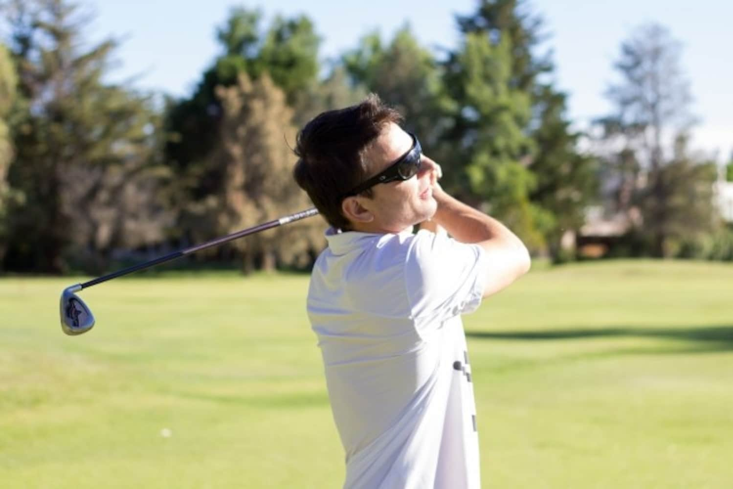 ゴルフ用サングラス