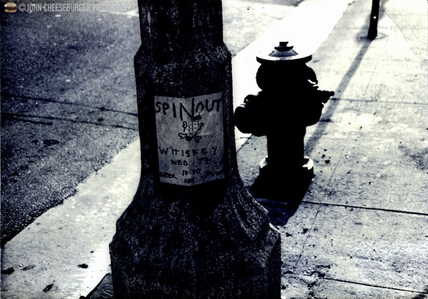 SPINOUT (LosAngeles/1992)  Rollei 35を使って撮影した写真