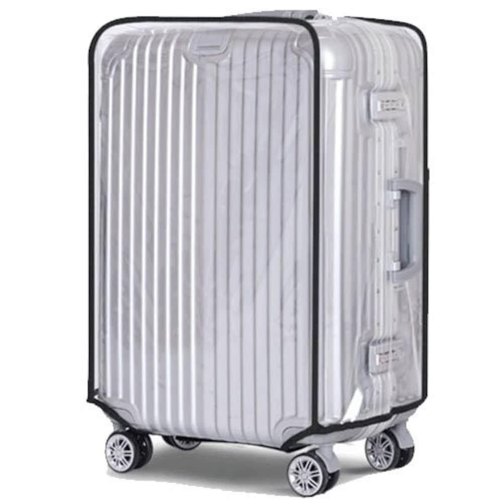 スーツケース用レインカバー