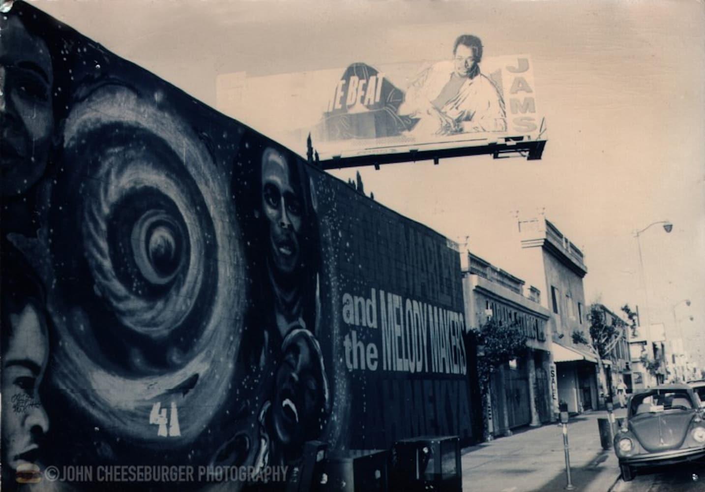 Melrose (LosAngeles/1992) Rollei 35使用