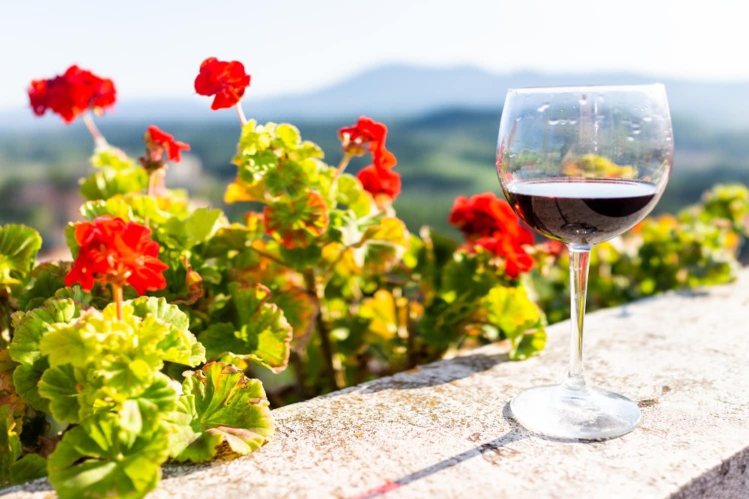 華やかな格付け赤ワイン